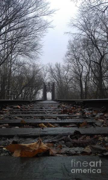 Millrace Wall Art - Photograph - Endless Journey by Scott D Van Osdol