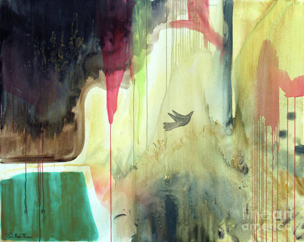 Painting - Envisage by Robin Maria Pedrero