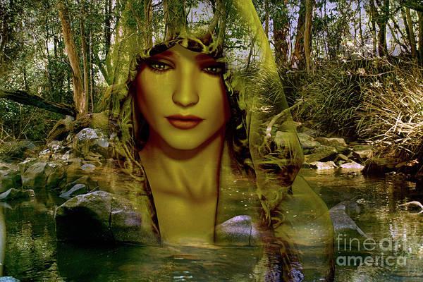 Essence Digital Art - Essence by Shadowlea Is