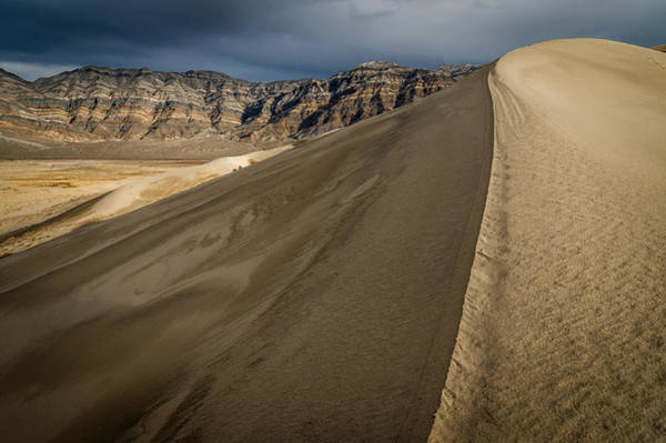 Death Valley National Park Photograph - Eureka Dunes by Cat Connor