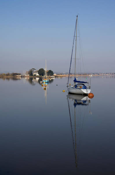 Photograph - Exe Estuary by Pete Hemington