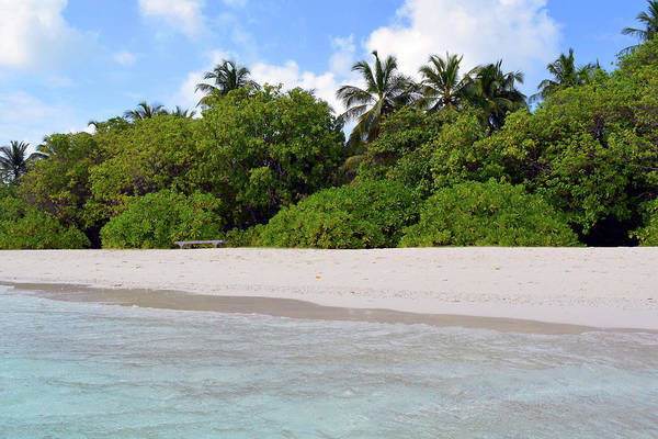 Photograph - Exotic Island In Maldives by Oana Unciuleanu