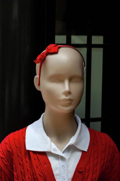 Faceless Photograph - Faceless Mannequin by Robert Ullmann