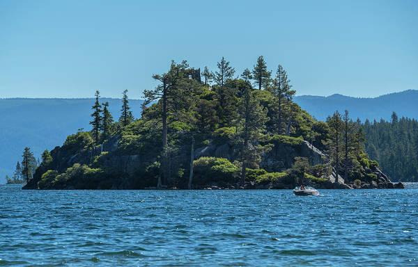 Photograph - Fannette Island by Jonathan Hansen