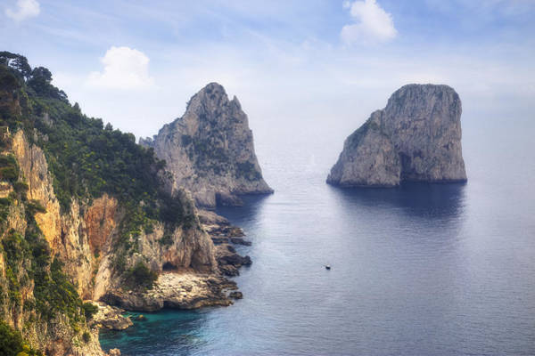 Wall Art - Photograph - Faraglioni - Capri by Joana Kruse
