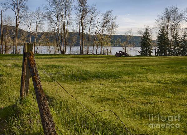 Wall Art - Photograph - Farm Scene by Idaho Scenic Images Linda Lantzy