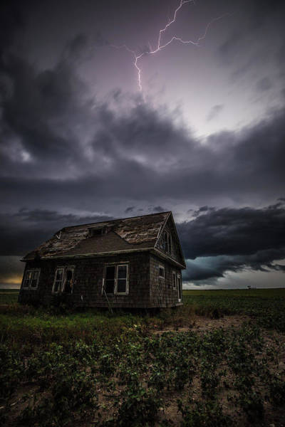 Shelves Photograph - Fear by Aaron J Groen