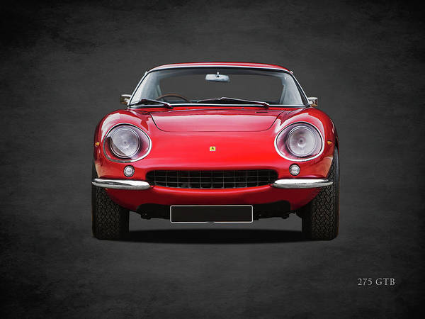 Wall Art - Photograph - Ferrari 275 Gtb by Mark Rogan