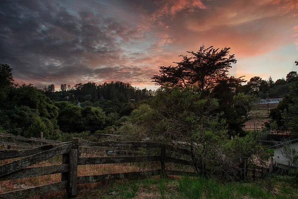 Wall Art - Photograph - Fiery Sky by Bill Roberts