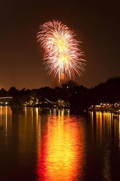 Photograph - Firework by U Schade