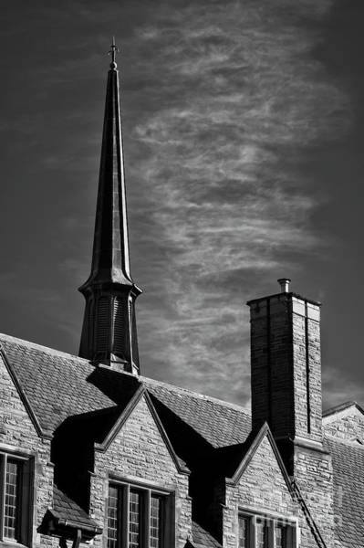 Photograph - First Presbyterian by Patrick M Lynch
