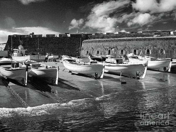 Wall Art - Photograph - Fishing Boats by Gaspar Avila