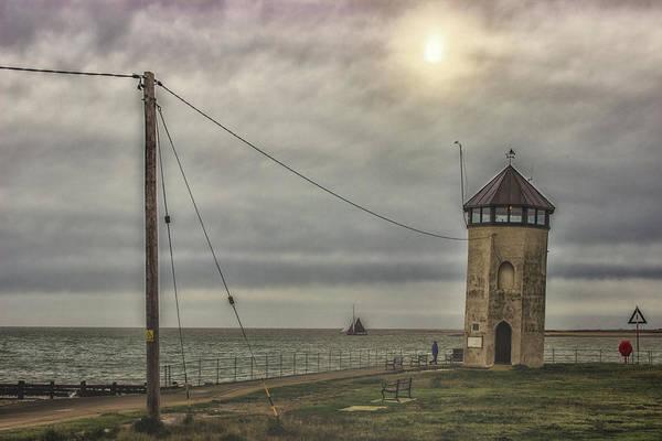 Essex Wall Art - Photograph - Foggy Morning by Martin Newman