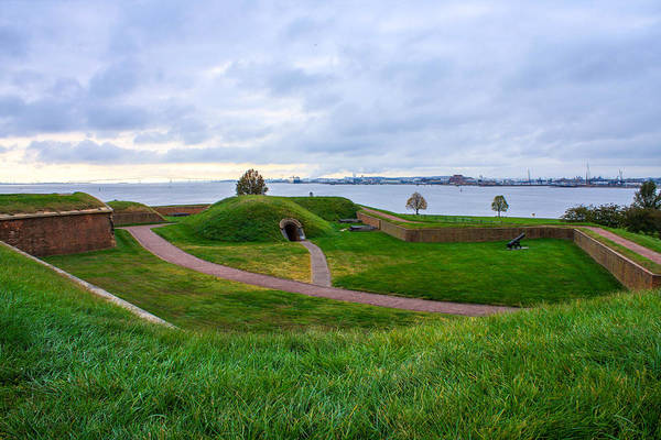 Wall Art - Photograph - Fort by William Rogers