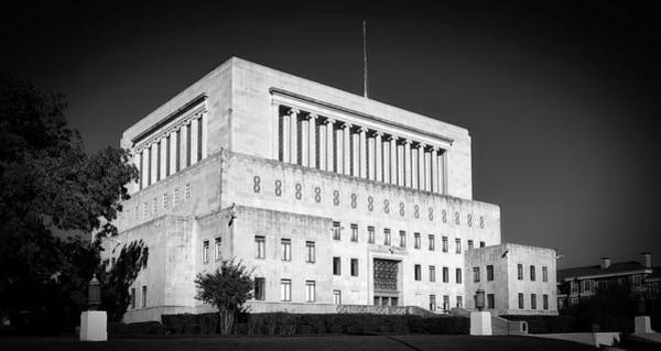 Fort Worth Photograph - Fort Worth Masonic Temple by Mountain Dreams