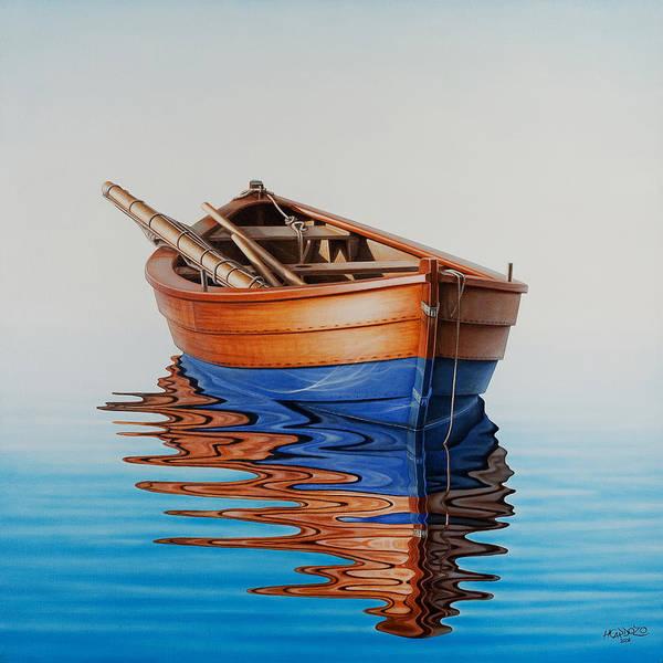 Mist Painting - Four Winds by Horacio Cardozo