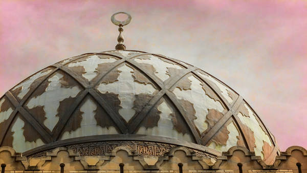 Wall Art - Photograph - Fox Theatre Dome #4 - Atlanta by Stephen Stookey