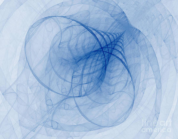 Photograph - Fractal Image by Ted Kinsman