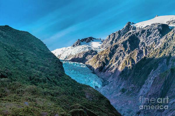 Photograph - Franz Josef, New Zealand by Elaine Teague