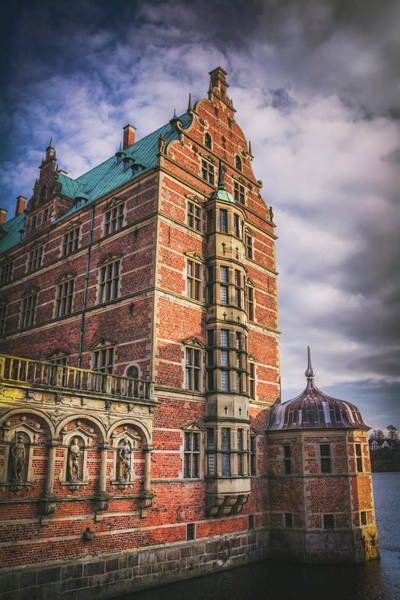 Scandinavian Photograph - Frederiksborg Castle Hillerod Denmark by Carol Japp