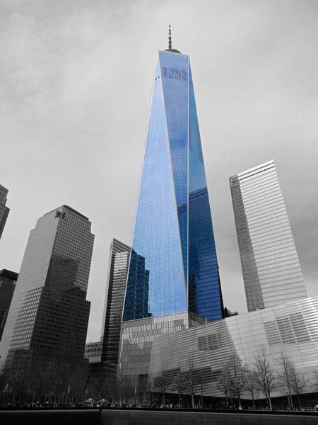 Photograph - Freedom Tower by Juergen Weiss