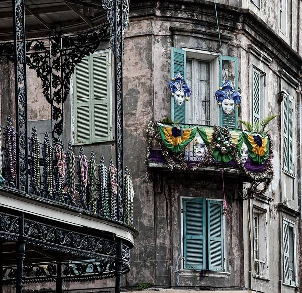 Wall Art - Photograph - French Quarter - New Orleans by Mountain Dreams