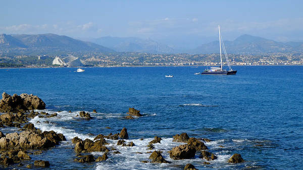 Photograph - French Riviera by August Timmermans
