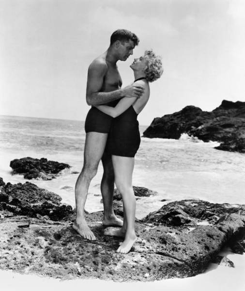 Photograph - From Here To Eternity, 1953 by Granger