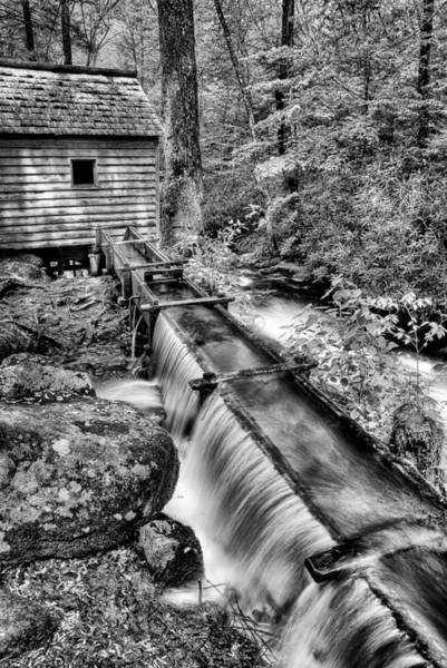 Wall Art - Photograph - From The Old Mill Days by Paul W Faust -  Impressions of Light