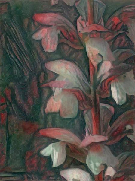 Digital Art - Full Bloom by Richard Laeton