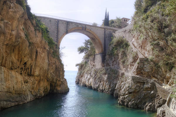 Wall Art - Photograph - Furore - Amalfi Coast by Joana Kruse