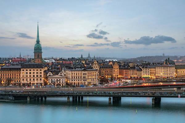 Sverige Photograph - Gamla Stan - Stockholm by Joana Kruse