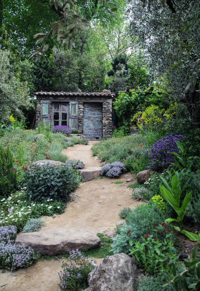 Photograph - Garden Cottage by Ross Henton