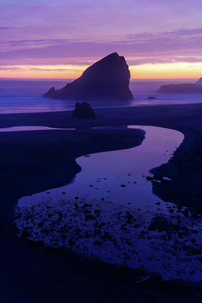 Oregon Coast Photograph - Gem by Chad Dutson