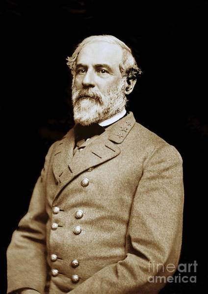 Wall Art - Photograph - General Robert E Lee - Csa by Paul W Faust -  Impressions of Light
