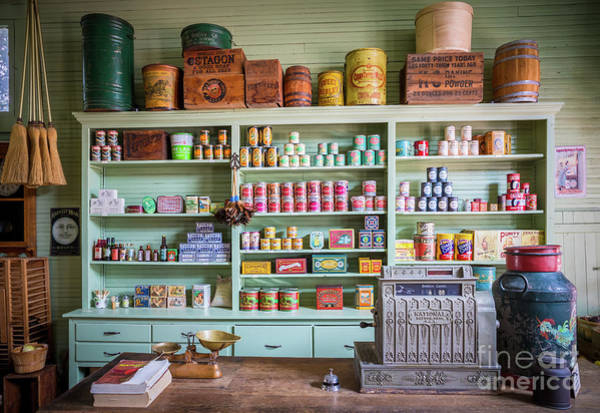 Photograph - General Store by Inge Johnsson
