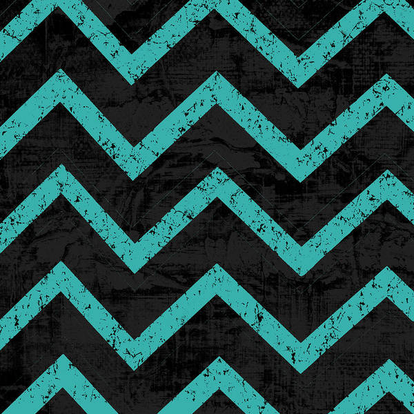 Stripe Mixed Media - Geometric 4 by Marilu Windvand