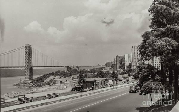 Photograph - George Washington Bridge  by Cole Thompson