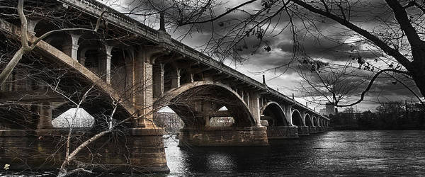 Wall Art - Photograph - Gervais Bridge by Greg Waters
