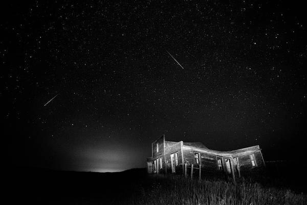 Wall Art - Photograph - Ghost Town Saskatchewan by Mark Duffy