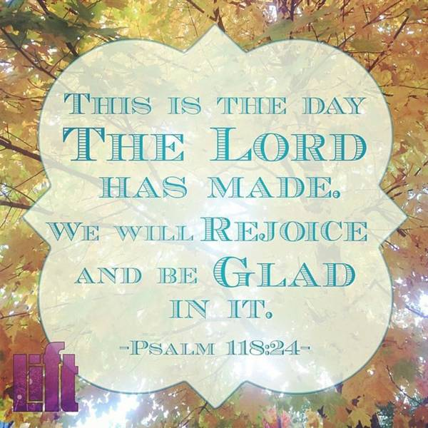 Design Photograph - Give Thanks To The Lord, For He Is by LIFT Women's Ministry designs --by Julie Hurttgam