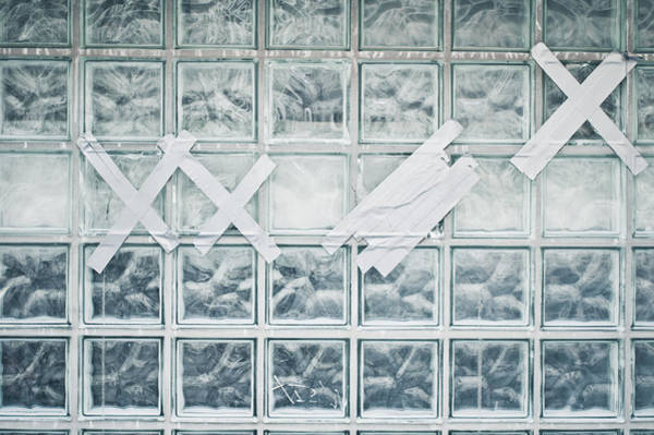 Wall Art - Photograph - Glass Wall by Tom Gowanlock