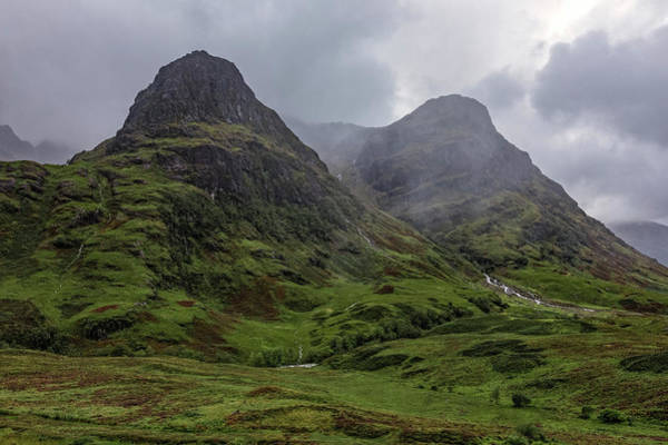 Wall Art - Photograph - Glencoe - Scotland by Joana Kruse