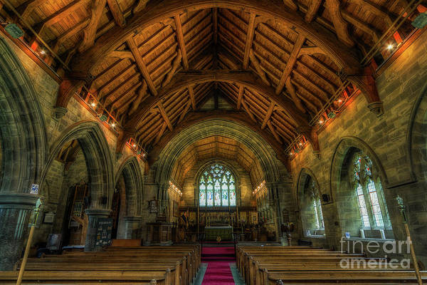 Photograph - Gods Light by Ian Mitchell