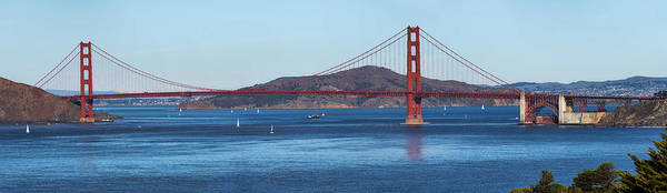 Photograph - Golden Gate Bridge by Bill Dodsworth