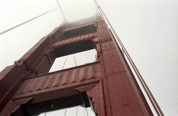 Photograph - Golden Gate Tower by Mark Fuller