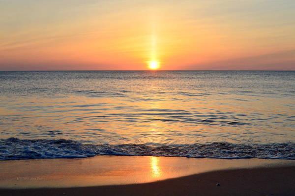 Photograph - Golden Sunrise  by Barbara Ann Bell