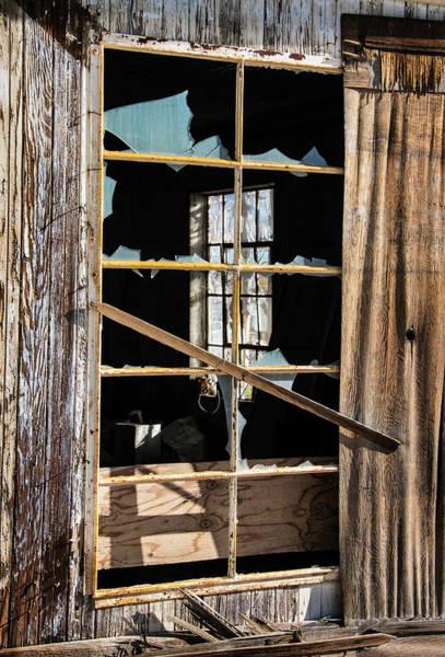 Neiman Photograph - Goldfield Abandoned Building 1677 by Bob Neiman