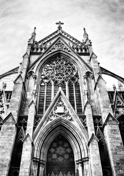 Photograph - Gothic  by Jessica Jenney