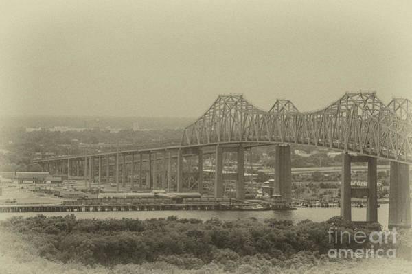 Photograph - Vintage Grace And Pearman Bridges by Dale Powell